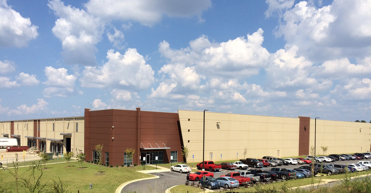 John Deere Warehouse Facility